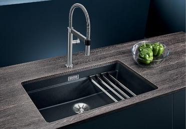 Blanco Etagon 700-U Sink Silgranite Puradur Coffee