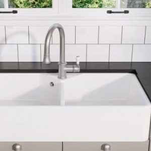 Blanco Villae Farmhouse Double Sink