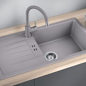 Blanco Favum XL 6S Sink Silgranite Jasmine
