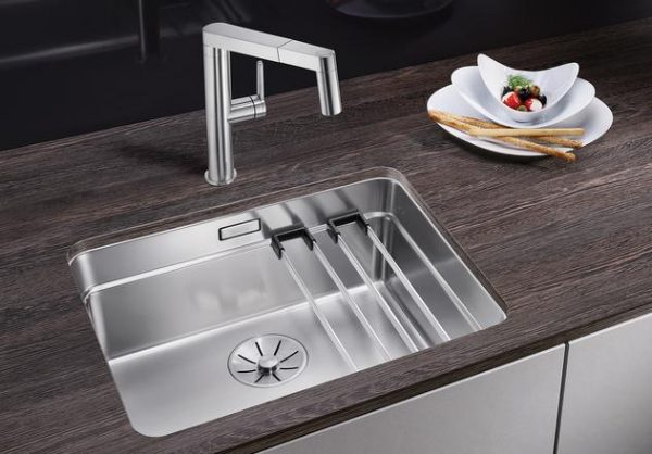 Blanco Ectagon 500-U Sink