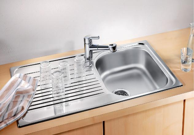 Blanco Toga 45 S Mini Sink SS