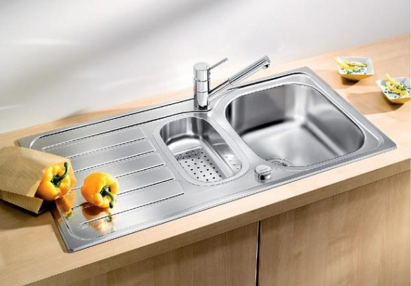 Blanco Lanis 6S sink